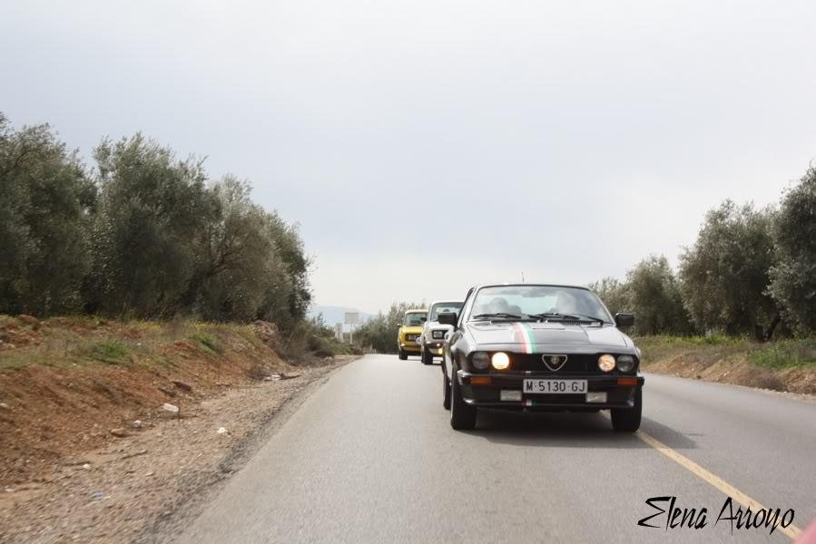 Fotos de la VI Ruta de Clasicoche CR258