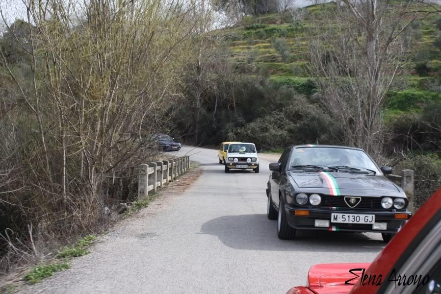 Fotos de la VI Ruta de Clasicoche CR277