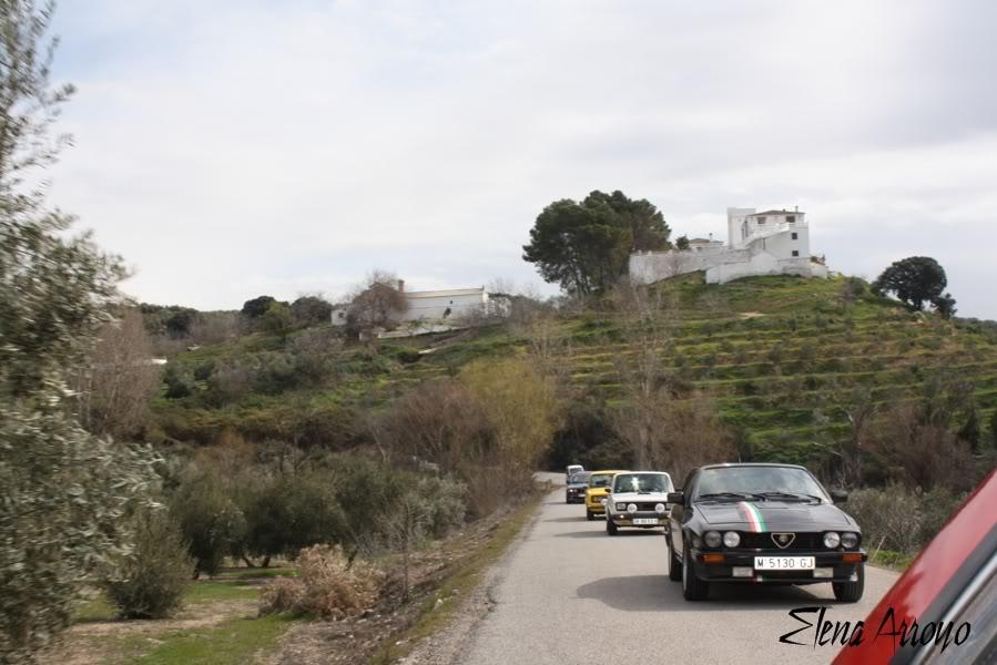 Fotos de la VI Ruta de Clasicoche CR280
