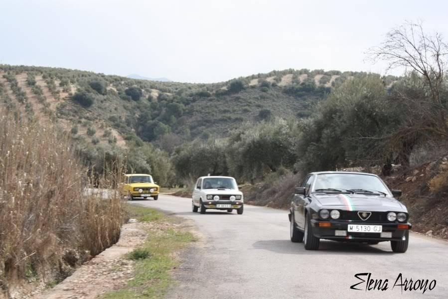 Fotos de la VI Ruta de Clasicoche CR284