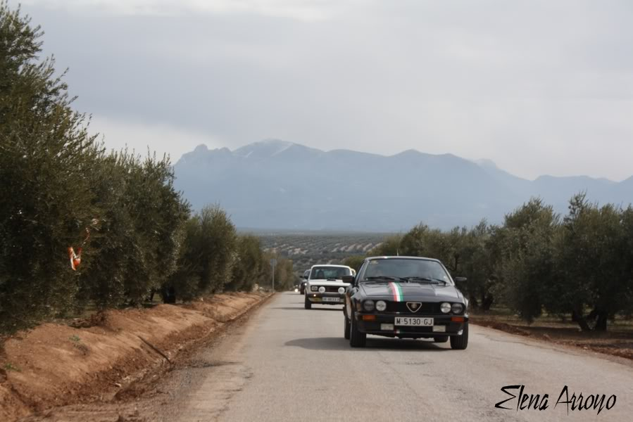 Fotos de la VI Ruta de Clasicoche CR298