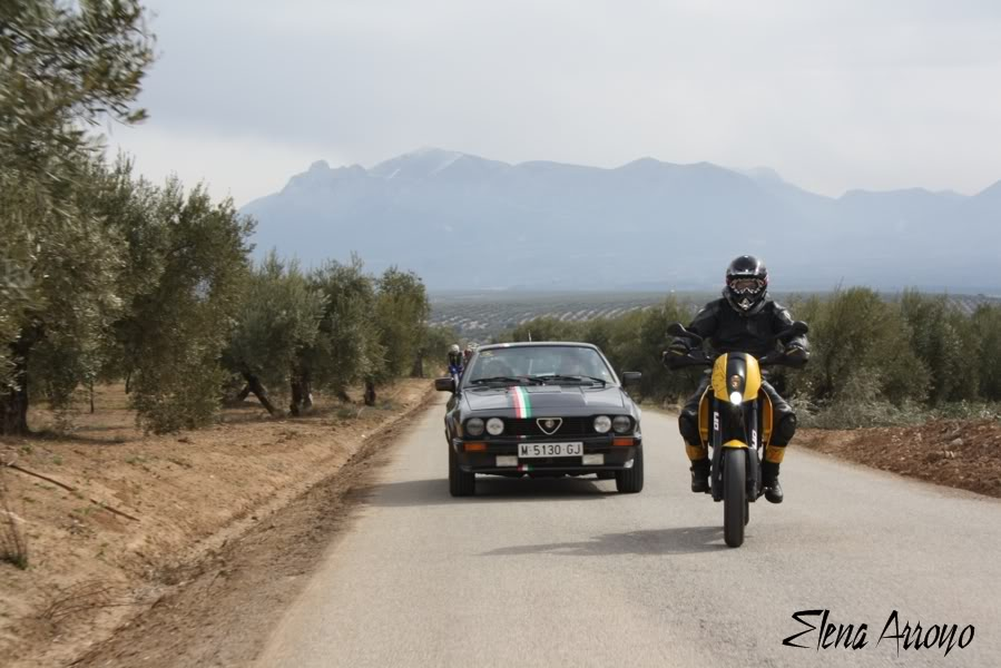 Fotos de la VI Ruta de Clasicoche CR305