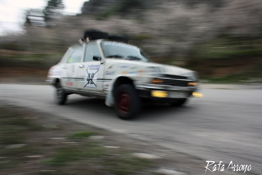 Fotos de la VI Ruta de Clasicoche CR327