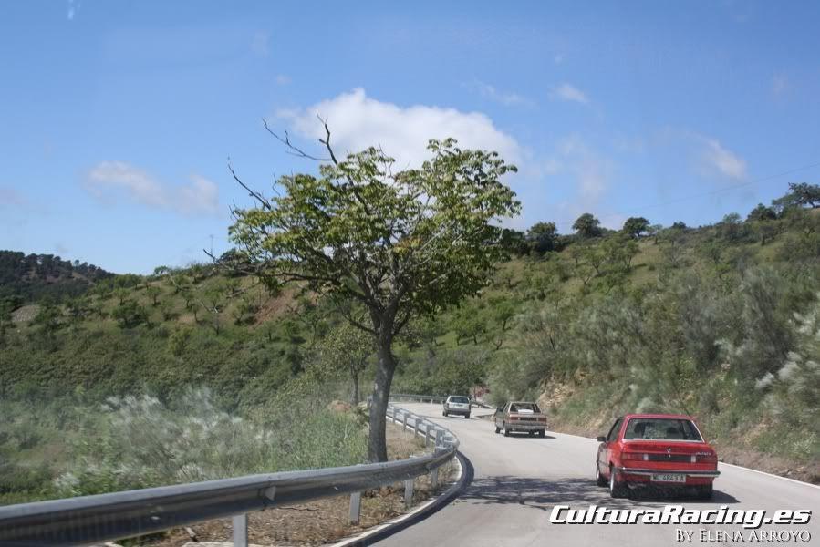 Fotos VII RUTA CLASICOCHE Sábado 7-5-11 - TREPANDO OLLAS CR330-1