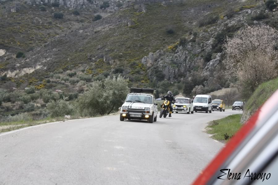 Fotos de la VI Ruta de Clasicoche CR365