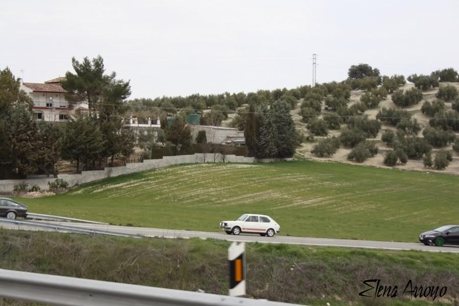 Fotos de la VI Ruta de Clasicoche CR415
