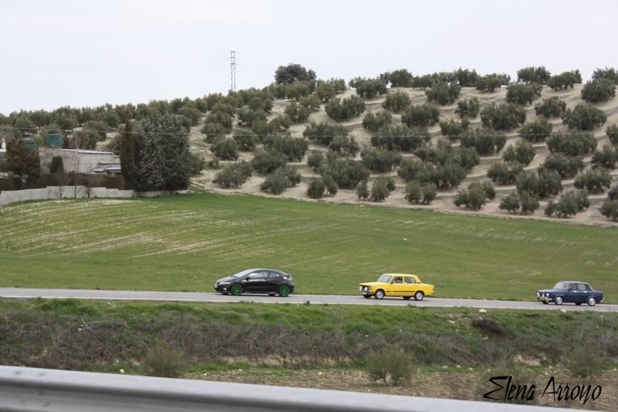 Fotos de la VI Ruta de Clasicoche CR416