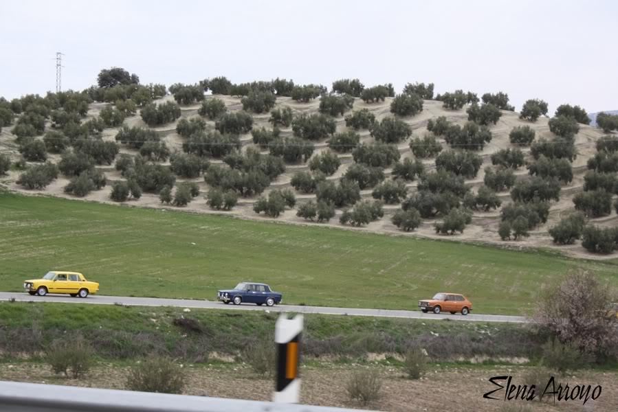 Fotos de la VI Ruta de Clasicoche CR417