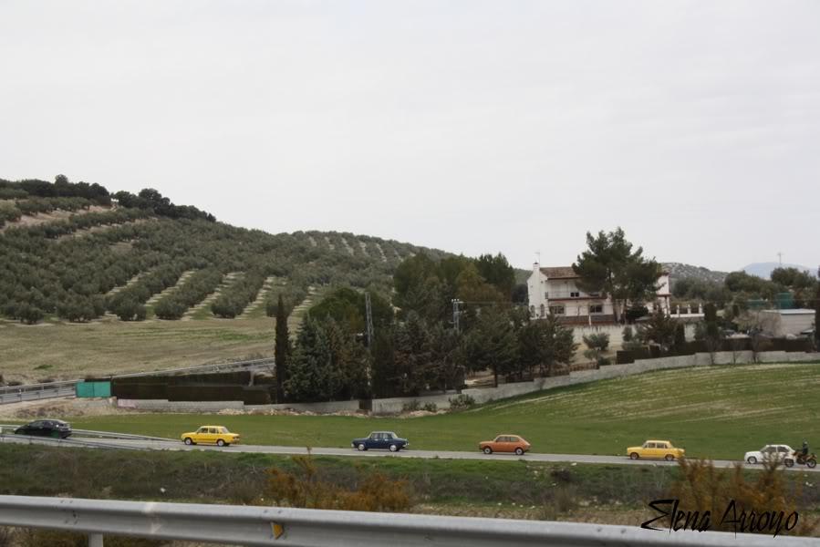 Fotos de la VI Ruta de Clasicoche CR425
