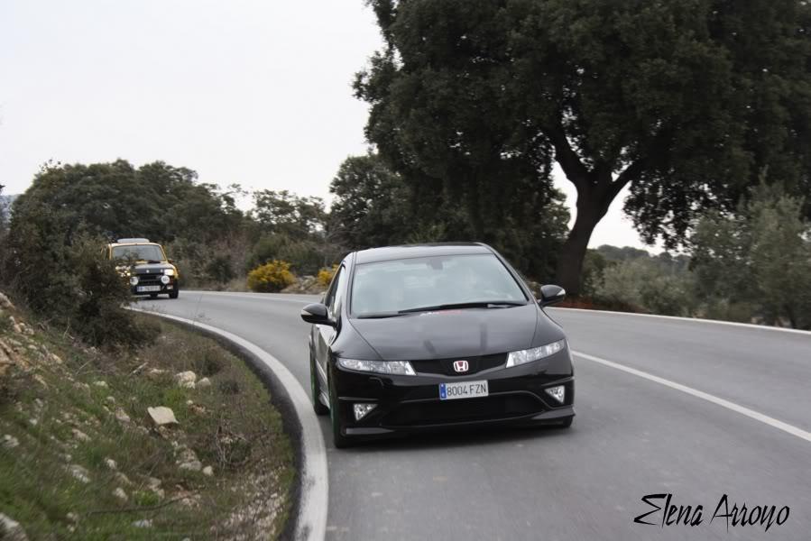 Fotos de la VI Ruta de Clasicoche CR452