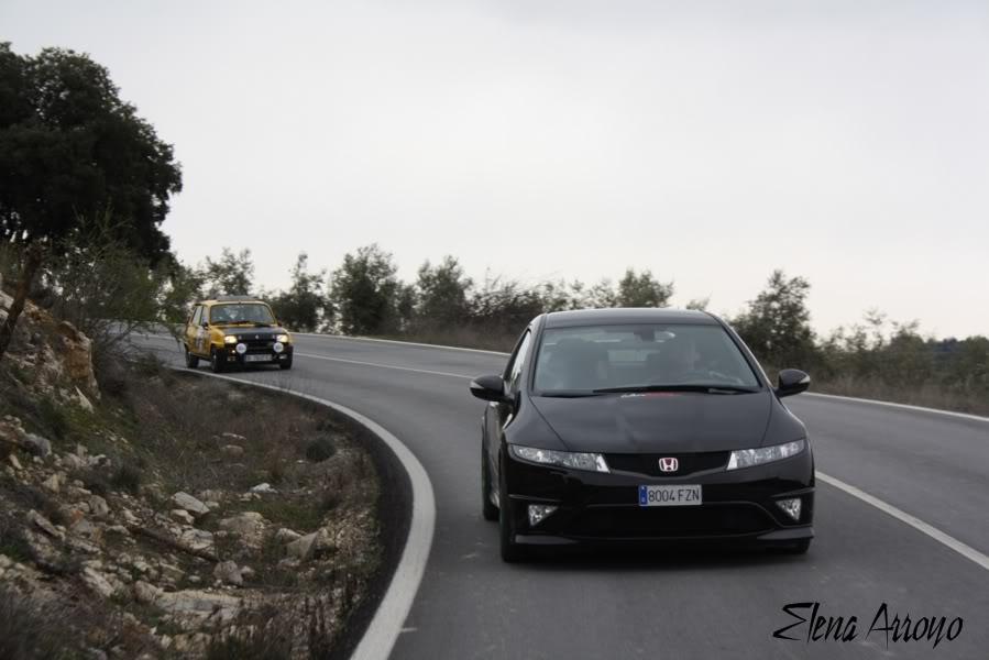 Fotos de la VI Ruta de Clasicoche CR454