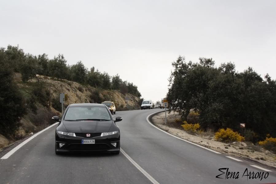 Fotos de la VI Ruta de Clasicoche CR455