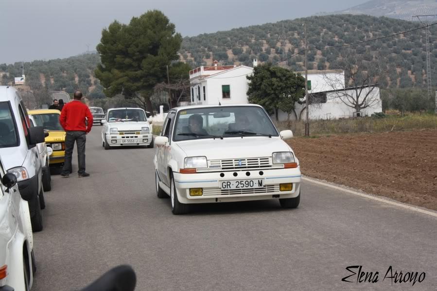 Fotos de la VI Ruta de Clasicoche CR486