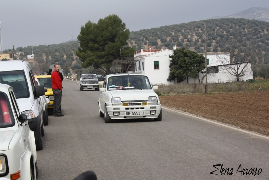 Fotos de la VI Ruta de Clasicoche CR487