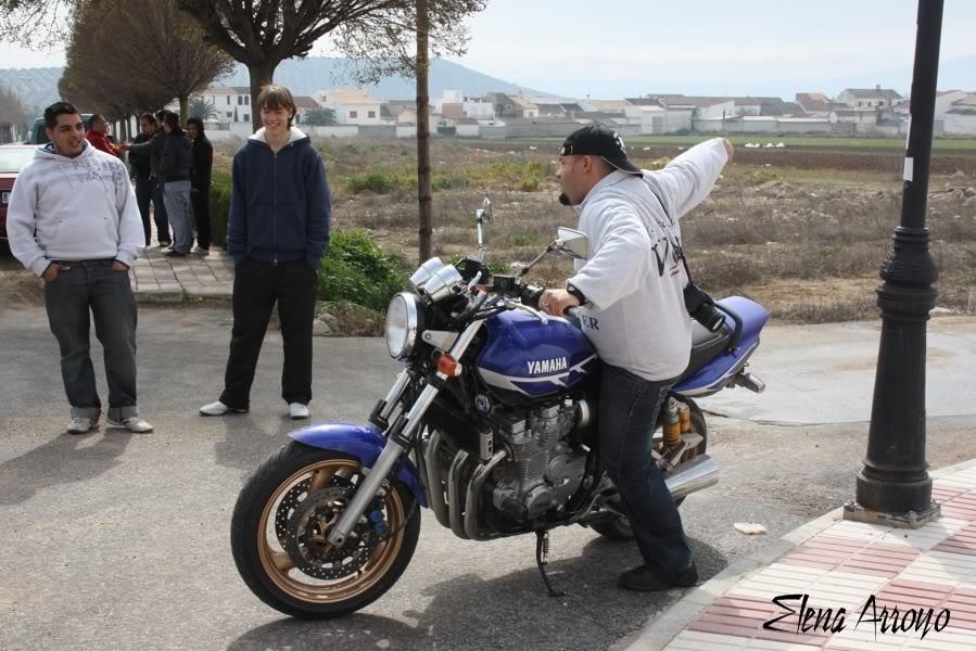 Fotos de la VI Ruta de Clasicoche CR493