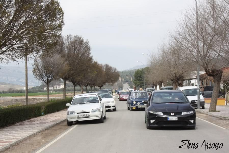 Fotos de la VI Ruta de Clasicoche CR502