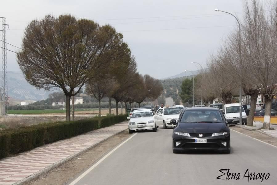 Fotos de la VI Ruta de Clasicoche CR503