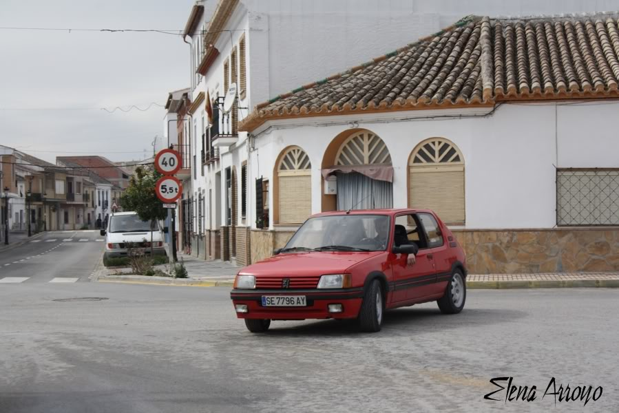 Fotos de la VI Ruta de Clasicoche CR506