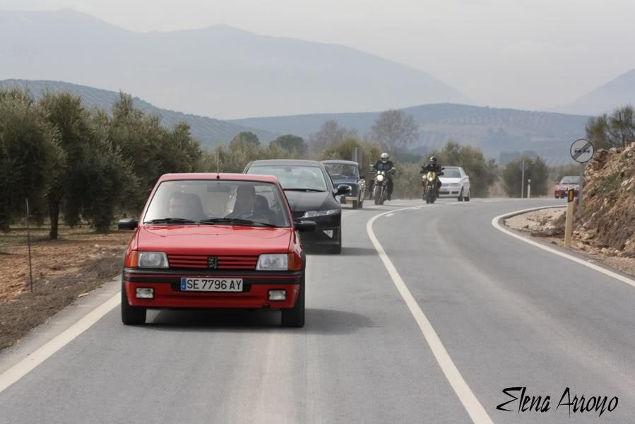 Fotos de la VI Ruta de Clasicoche CR514