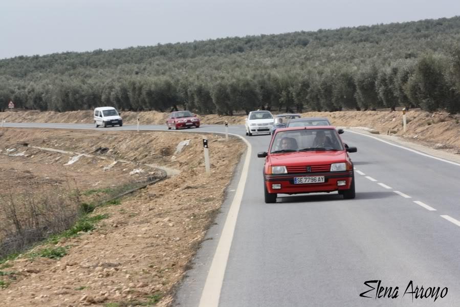 Fotos de la VI Ruta de Clasicoche CR522