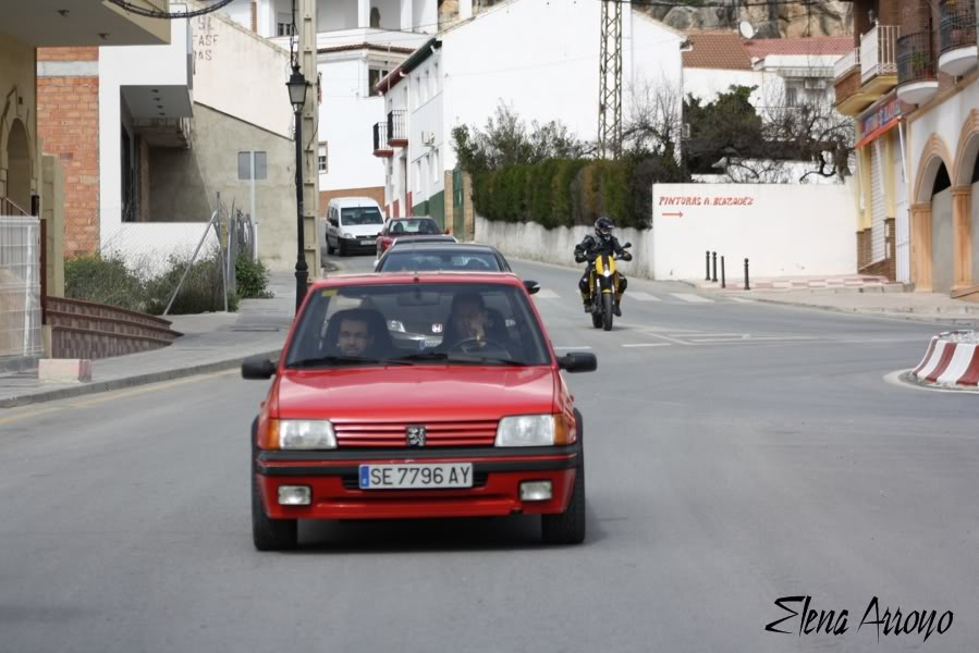 Fotos de la VI Ruta de Clasicoche CR524