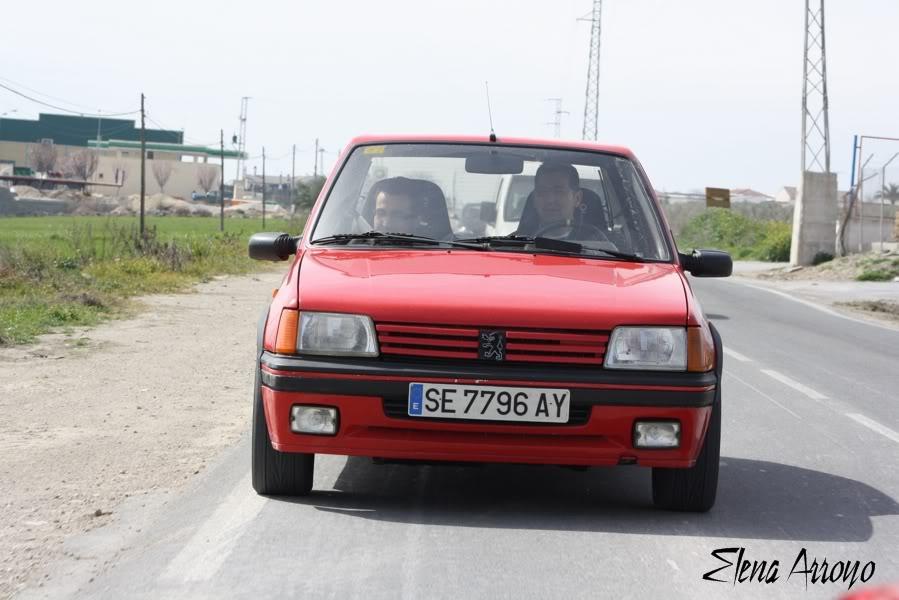 Fotos de la VI Ruta de Clasicoche CR529