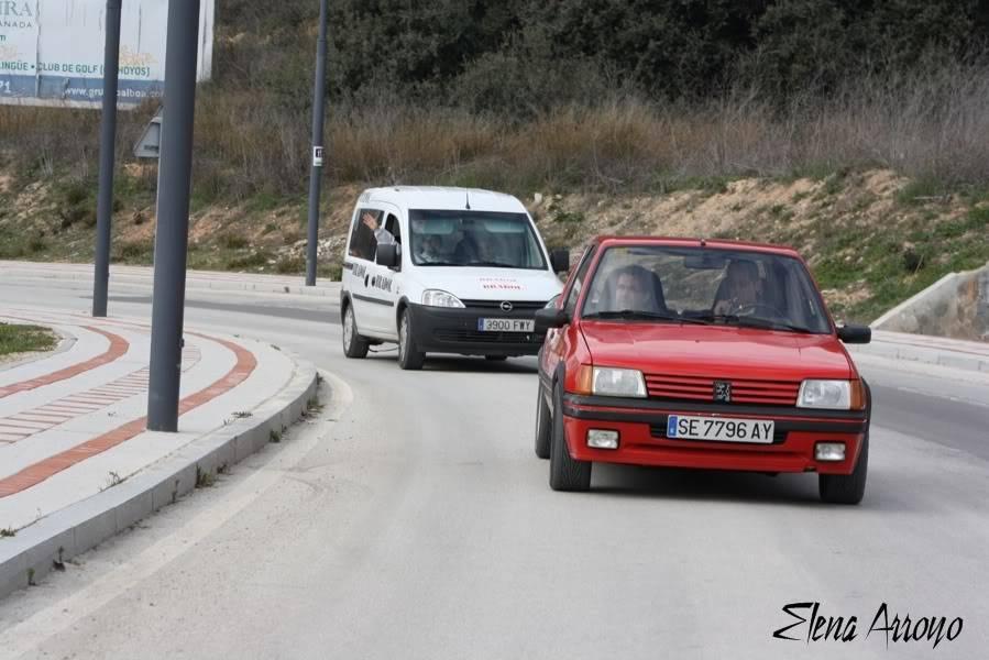 Fotos de la VI Ruta de Clasicoche CR536