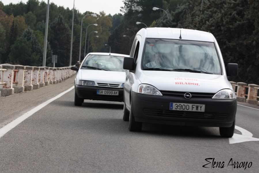 Fotos de la VI Ruta de Clasicoche CR558