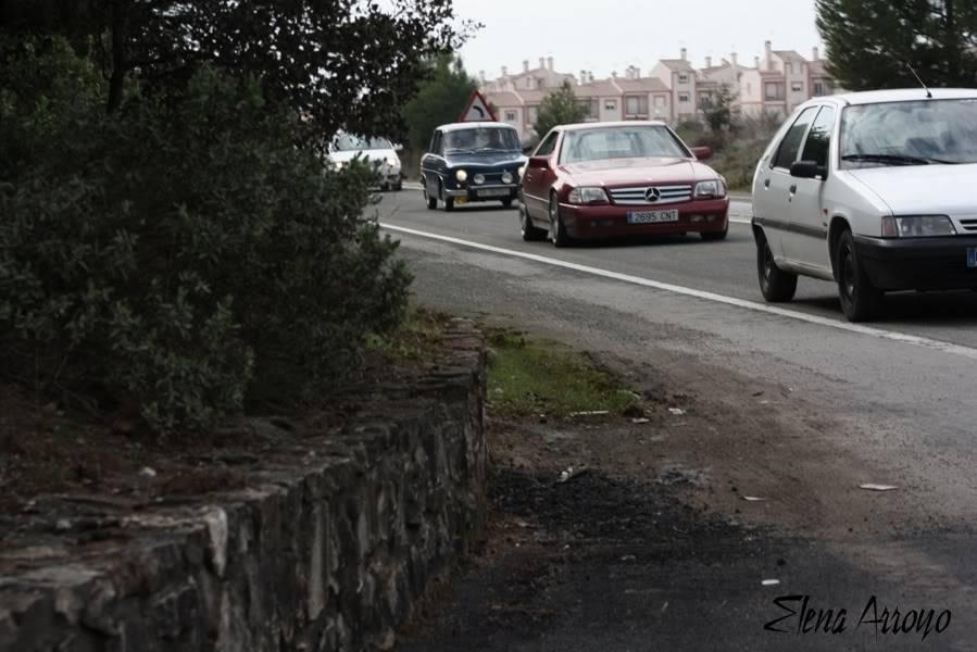 Fotos de la VI Ruta de Clasicoche CR561