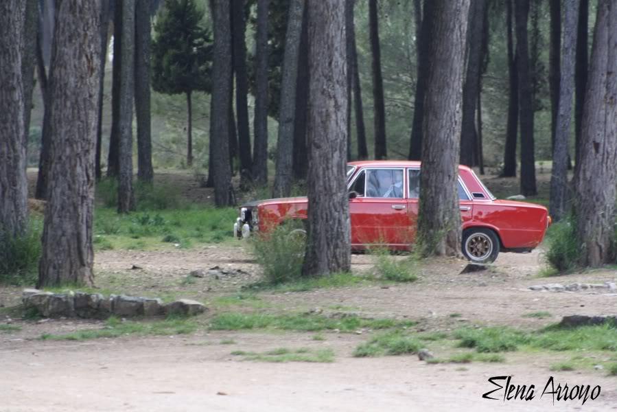 Fotos de la VI Ruta de Clasicoche CR564