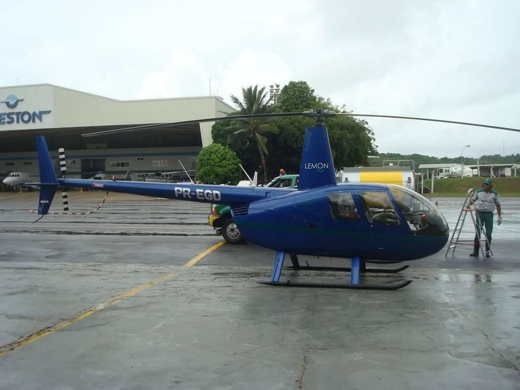 Voando Robinson 44 Raven II  DSC07835