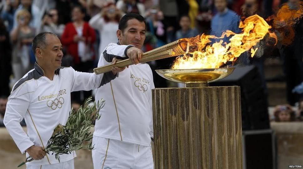 Live from Athens 2012 !!! Au jour le jour des news de la Foire Mondiale des Collectionneurs Olympiques à Athènes... 1-1