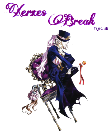 ♥ Clube Xerxes Break ♥ Ph