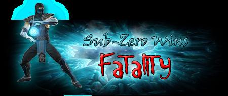 Para os fan de Sobrenatural Sub-Zero