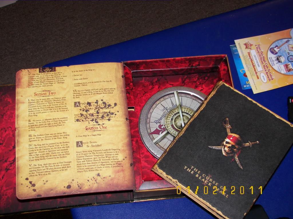 [DVD] Pirates des Caraïbes: La Trilogie - Edition Prestige (Décembre 2008) - Page 2 100_1998