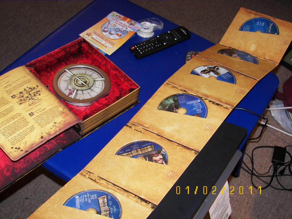 [DVD] Pirates des Caraïbes: La Trilogie - Edition Prestige (Décembre 2008) - Page 2 100_1999