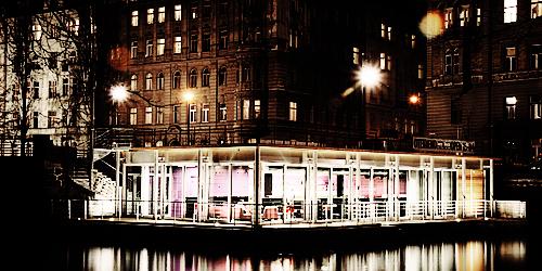 LIEUX IMPORTANTS ; guide de Prague. Jazzdock