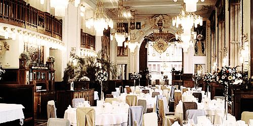 LIEUX IMPORTANTS ; guide de Prague. Restaurantfranaismaisonmunicipale
