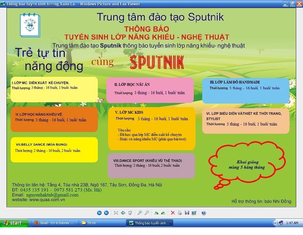 Thông báo tuyển sinh các lớp năng khiếu - nghệ thuật Thngbotuynsinhcclpnngkhiu-nghthut