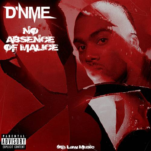 D'NME - No Absence Of Malice 00-DNME_No_Absence_Of_Malice-front-large
