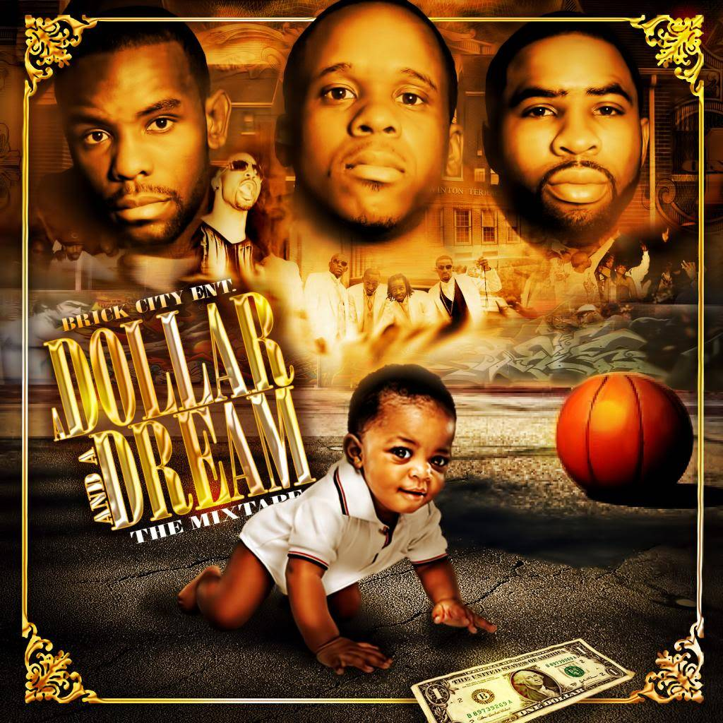 """Big Heff  - """"BCE – A Dollar & A Dream"""" Hosted by DJ Drizzle 00-cover_zps7d620266"""
