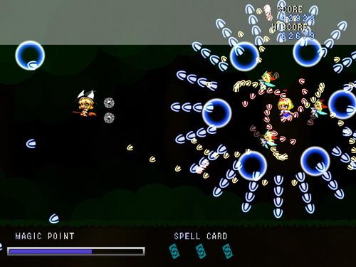[Doujin Game] Kirisame Escape GEN002