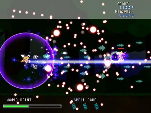 [Doujin Game] Kirisame Escape GEN004