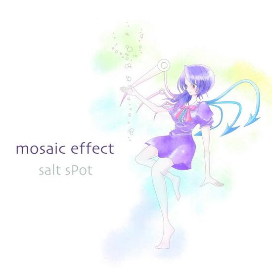[C84][salt sPot] mosaic effect Mosaiceffect
