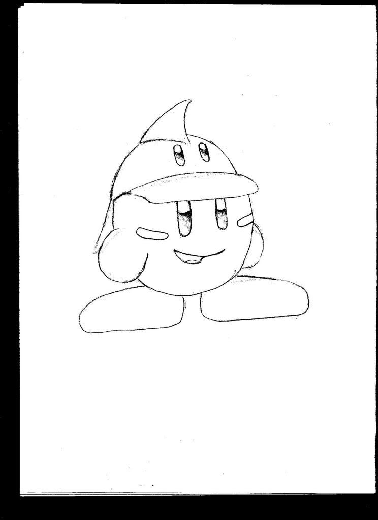 Kirby art contest KC001