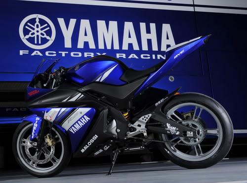 Yamaha YZF-R125  parecido  YZF-R15 Yamaha-yzfr125cupBikeescape