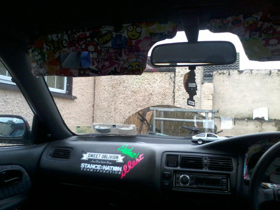 My Low and Slow E10 Corolla Saloon -rocker cover, recaro, rimmage page 3 480400_565798103448854_2027090131_n_zpsbea05b31