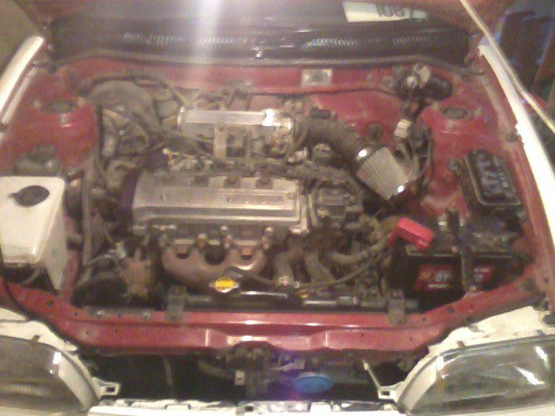 My Low and Slow E10 Corolla Saloon -rocker cover, recaro, rimmage page 3 485155_582810381747626_1356409240_n_zps07f8d56f
