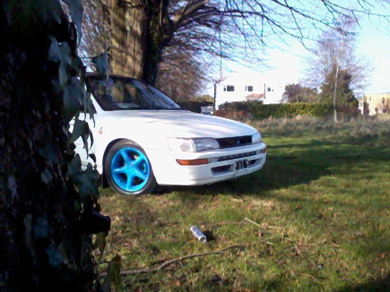 My Low and Slow E10 Corolla Saloon -rocker cover, recaro, rimmage page 3 Photo0293_zps540a8823