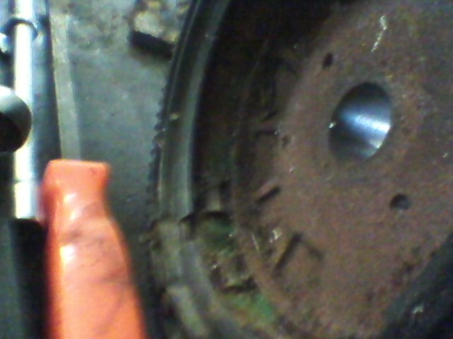 Flywheel/Magnet /Stator problem Briggs 14 5 hp